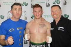 Packie, Stevie junior, Steve Collins